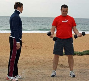 Andrew McKee - Personally Trained Personal Trainer