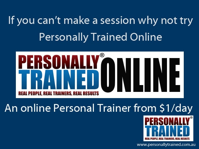 Personally Trained © 2017