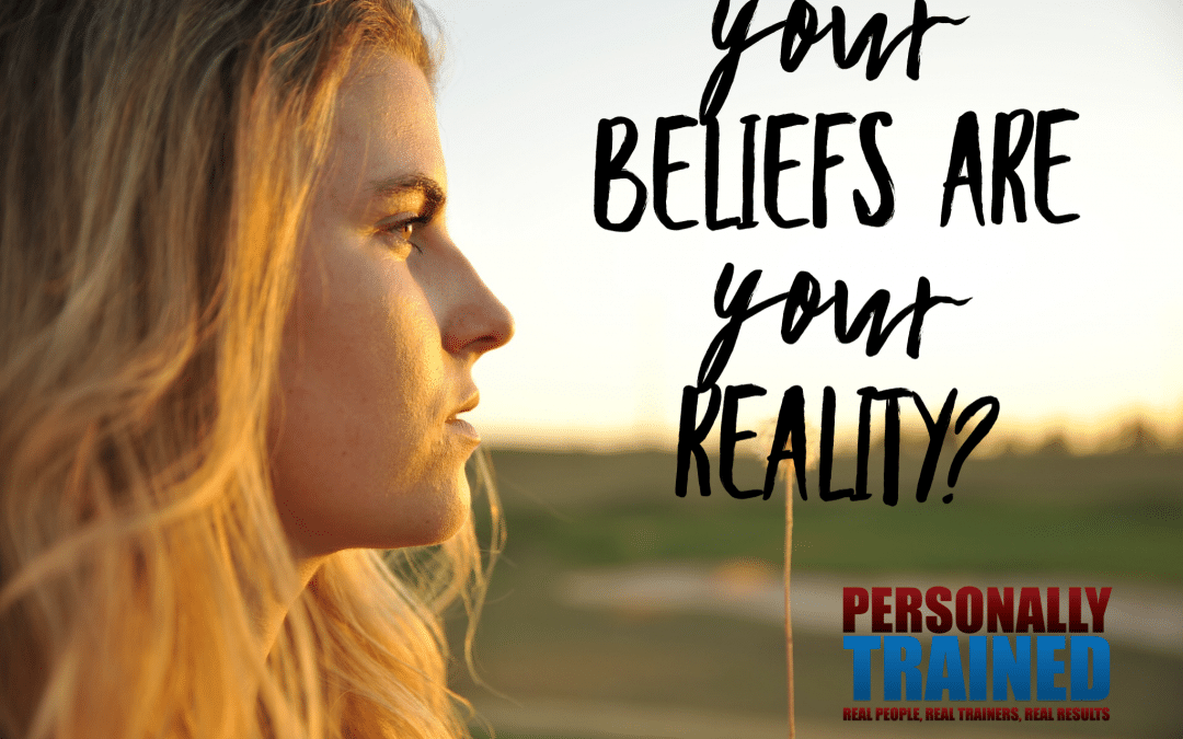 beliefs are your reality